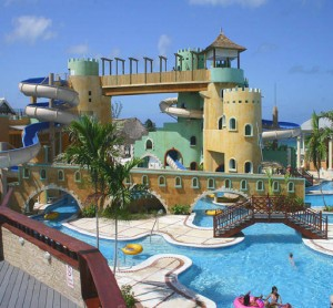 Jamaica waterpark